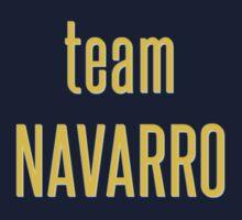 Team Navarro by electrasteph