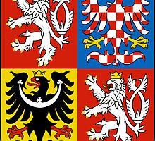 Czech Republic   Europe Stickers   SteezeFactory.com by FreshThreadShop