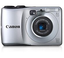 Check Details of Canon Powershot A1200 by ritka541