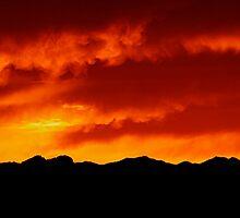 Fiery Skies by fernblacker