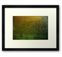 taking time to look...five~ Framed Print