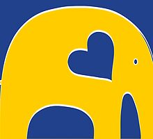 Oski the Elephant by Elephant Love