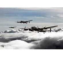 Lancaster Squadron Photographic Print