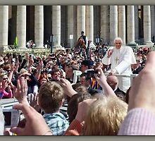 † ❤ †Pope Benedict XVI  -Papal -audience in St Peter's Basilica- Vatican- Captured April 2012 † ❤ † by ✿✿ Bonita ✿✿ ђєℓℓσ