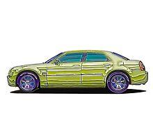 2006 Chrysler 300 by boogeyman