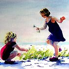 The Daisy Pickers by Sunflower3