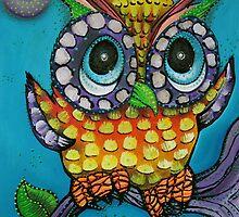Little Owl by Laura Barbosa