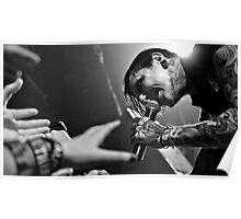 Motionless In White, Band Poster