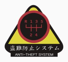 JDM - Anti-Theft System (Pattern 2) by ShopGirl91706