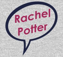 Rachel Putter - Quote Bubble by feistyfrank