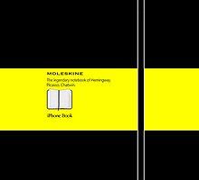 Moleskine Yellow by Balugix