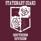 STATIONARY GUARD - Southern Division by Mizuno Takarai