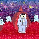Visiting Mars by HappyDoctors