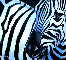 That Zebra Look by Cherie Roe Dirksen