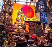 A Buddha Bonanza by Mikell Herrick
