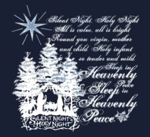Silent Night Holy Night Christmas Nativity by sweetsisters