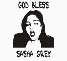 god bless sasha grey by fabbri