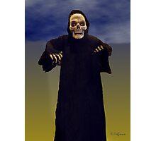 Death Beckons Photographic Print