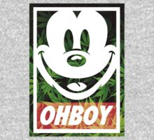 Kush Mickey Oh Boy ! by JohnnySilva