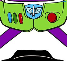 Inspired Buzz Lightyear - To Infinity and Beyond by PhuniPhone