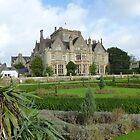 Victorian mansion in Tortworth by Sue Gurney