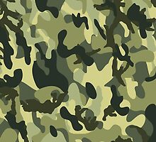 Camouflage army men by mikath