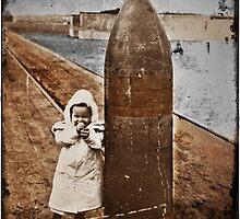 Bomb Baby WWI by dianegaddis