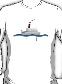 Love Boat Captain T-Shirt
