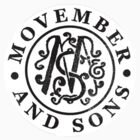 Movember and sons by BennH