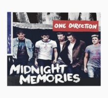 One Direction - Midnight memories by lewislinks