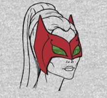 She-Ra Princess of Power - Catra - Mask Down Kids Clothes