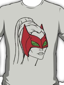 She-Ra Princess of Power - Catra - Mask Down T-Shirt