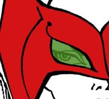 She-Ra Princess of Power - Catra - Mask Down Sticker