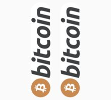 Bitcoin ×2 by krop ★ $1.49 stickers