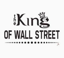 The King Of Wall Street [Black] by voGue