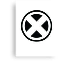 X- People Canvas Print