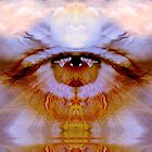 One Vision by Craig Hitchens - Spiritual Digital Art
