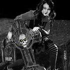 Graveyard Ghoul Girl! by heatherfriedman