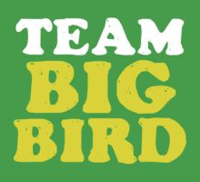 Team Big Bird by boobs4victory
