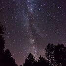 Troodos Milky Way by James Grant