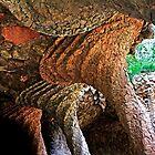 """Park Güell"" by Gaudi by Angelika  Vogel"