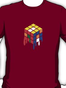 Dripping Cube T-Shirt