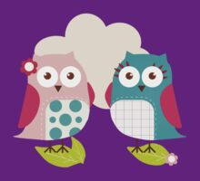 Everybody Loves Owls by sarahbevan11