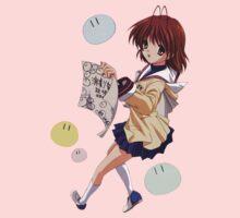 Clannad - Nagisa by LanFan