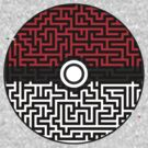 Pokeball Maze by Miltossavvides