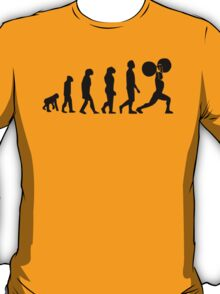 Weightlifting Evolution T-Shirt