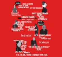 Hunger Games Quotes by ChristieRose