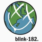 blink-182 Smiley World Globe by PlainOlBrod
