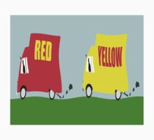Tongue twister - Red lorry, yellow lorry by funkyworm