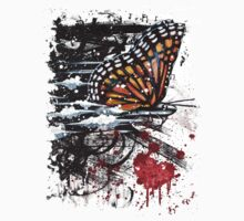 Bullet with Butterfly Wings T-Shirt